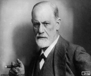 Puzzle de Sigmund Freud