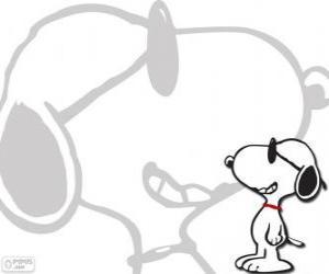 Puzzle de Snoopy