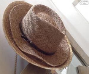 Puzzle de Sombrero veraniego