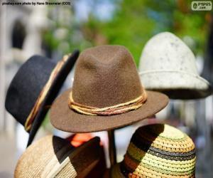 Puzzle de Sombreros alemanes