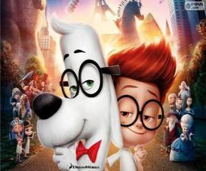 Puzzle de Sr. Peabody y Sherman