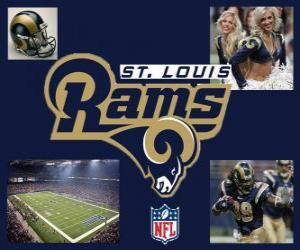 Puzzle de St. Louis Rams