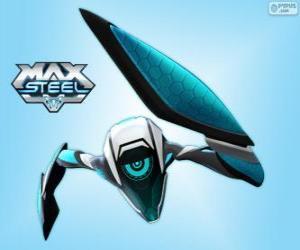 Puzzle de Steel, un alien de tecnología Ultra-link