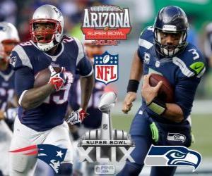 Puzzle de Super Bowl 2015