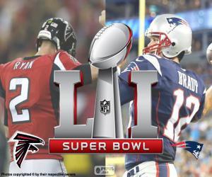 Puzzle de Super Bowl 2017