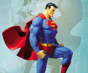 Puzzle de Superman