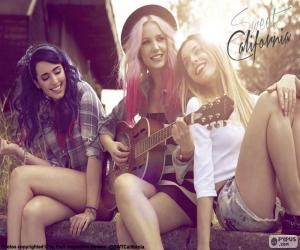 Puzzle de Sweet California