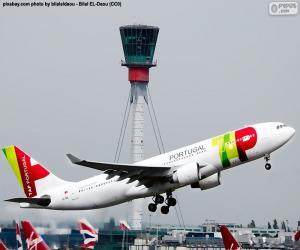 Puzzle de TAP Air Portugal