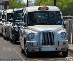 Puzzle de Taxi de Londres