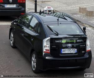 Puzzle de Taxi de París