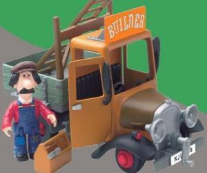 Puzzle de Ted Glen es el manitas del pueblo de Greendale