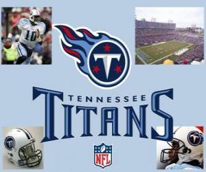 Puzzle de Tennessee Titans