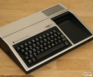 Puzzle de Texas Instruments TI-99/4A