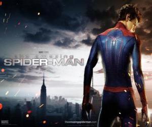 Puzzle de The Amazing Spiderman o El sorprendente Hombre Araña