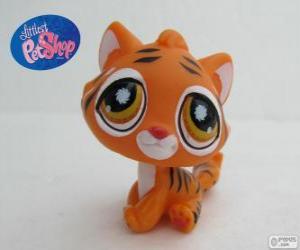 Puzzle de Tigre de Littlest PetShop