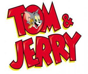 Puzzle de Tom y Jerry