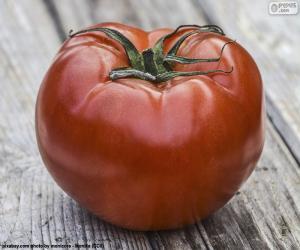Puzzle de Tomate