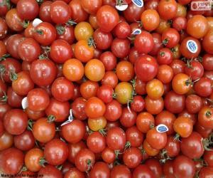 Puzzle de Tomates maduros