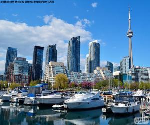 Puzzle de Toronto, Canadá