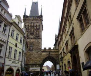 Puzzle de Torre de la Pólvora, República Checa