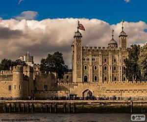 Puzzle de Torre de Londres