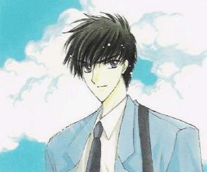 Puzzle de Toya o Touya Kinomoto es el hermano mayor de Sakura