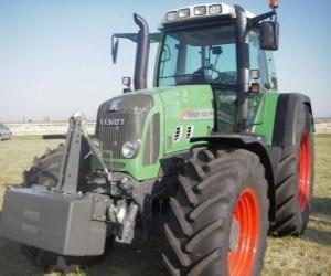 Puzzle de Tractor