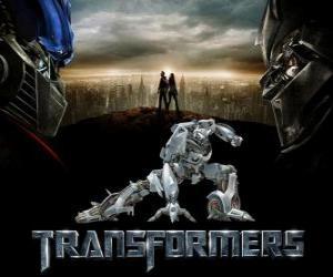 Puzzle de Transformers
