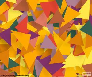 Puzzle de Triángulos