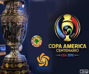 Puzzle de Trofeo Copa América 2016
