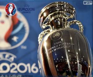 Puzzle de Trofeo, Euro 2016