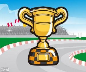Puzzle de Trofeo