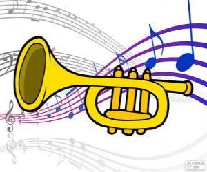 Puzzle de Trompeta