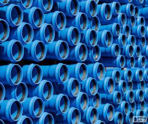 Puzzle de Tubos PVC de presión