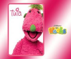 Puzzle de Tula vive en el Hoobmobile