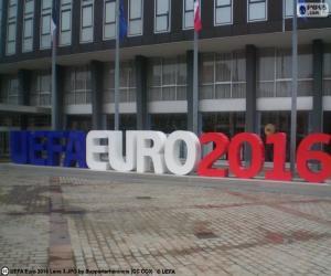 Puzzle de UEFA Euro 2016