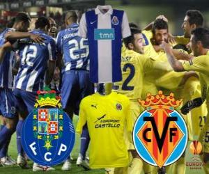Puzzle de UEFA Europa League, semifinal 2010-11, Porto - Villarreal