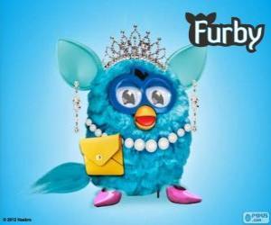 Puzzle de Un Furby muy elegante
