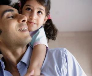 Puzzle de Un gran abrazo para papá es el mejor regalo