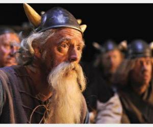 Puzzle de Urobe, el más anciano de la aldea