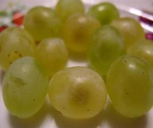 Puzzle de Uvas de Año Nuevo