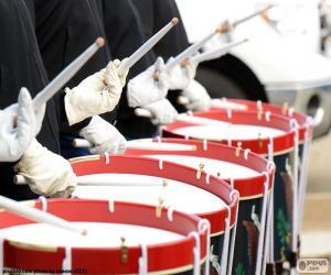 Puzzle de Varios tambores