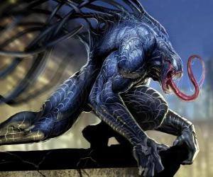 Puzzle de Venom o Veneno