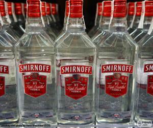 Puzzle de Vodka Smirnoff