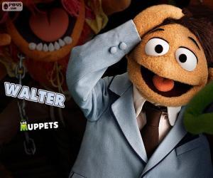 Puzzle de Walter de los Muppets