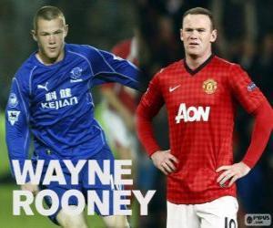 Puzzle de Wayne Rooney