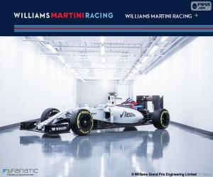 Puzzle de Williams F1 Team 2016
