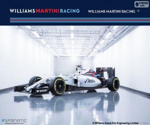 Puzzle de Williams F1 Team 2016