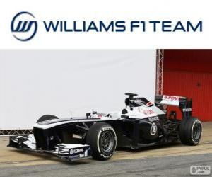 Puzzle de Williams FW35 - 2013 -
