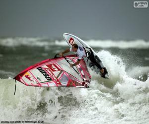 Puzzle de Windsurf wave